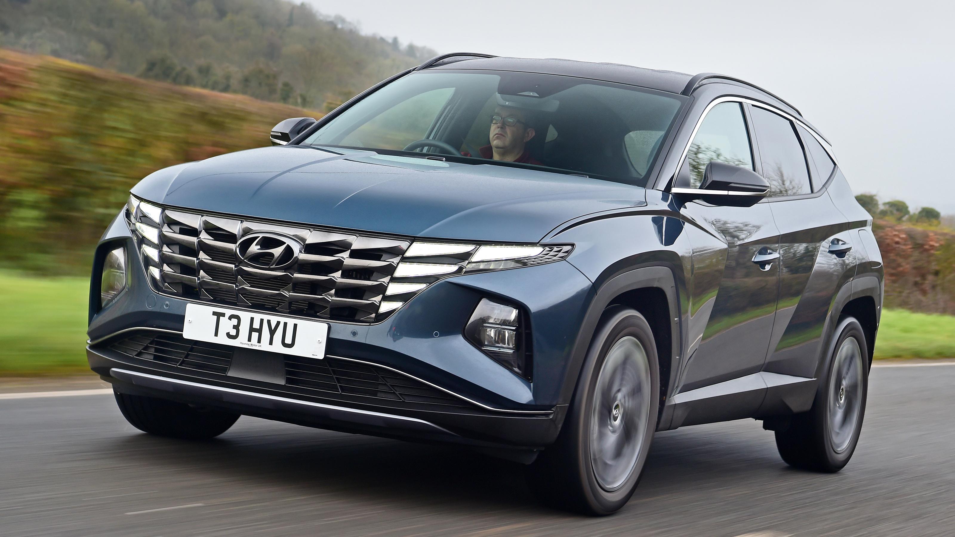 New Hyundai Tucson 2021 Review Auto Express