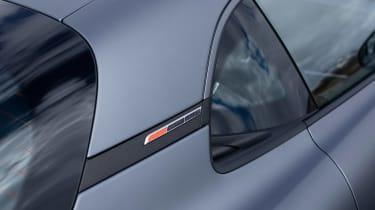 Alpine A110S - side detail