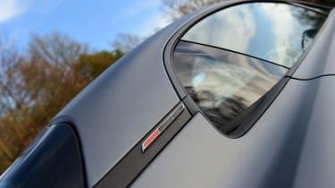 Alpine A110 S - side profile