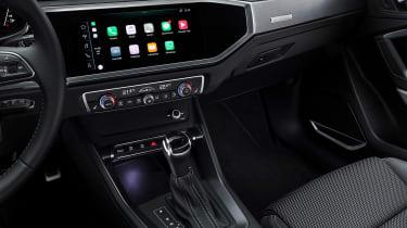 Audi Q3 - infotainment