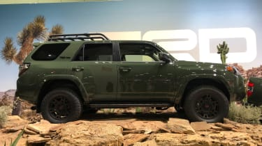 Toyota Tacoma TRD Offroad - LA Motor Show