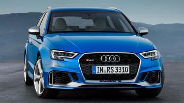 Audi RS3 Sportback 2017 - front