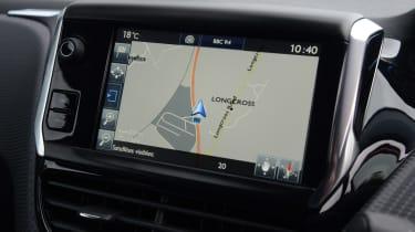 Peugeot 2008 - sat-nav