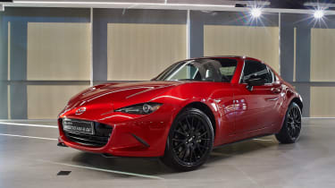 Mazda MX-5 RF Launch Edition front