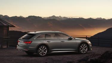 Audi A6 allroad quattro - rear twilight