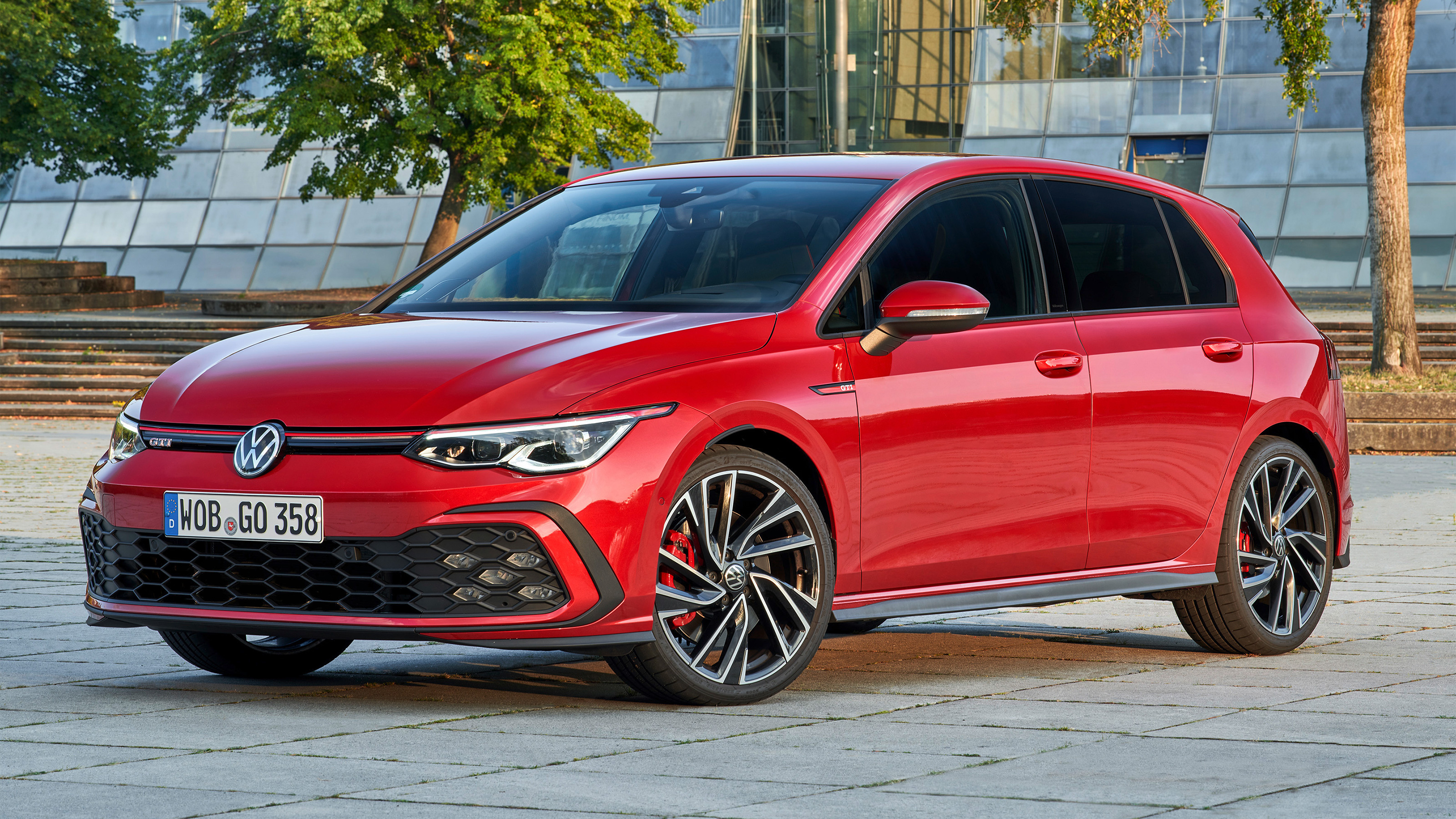 New 2020 Volkswagen Golf Gti Priced From 33 460 Auto Express