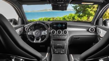 Mercedes-AMG GLC 63 - cabin