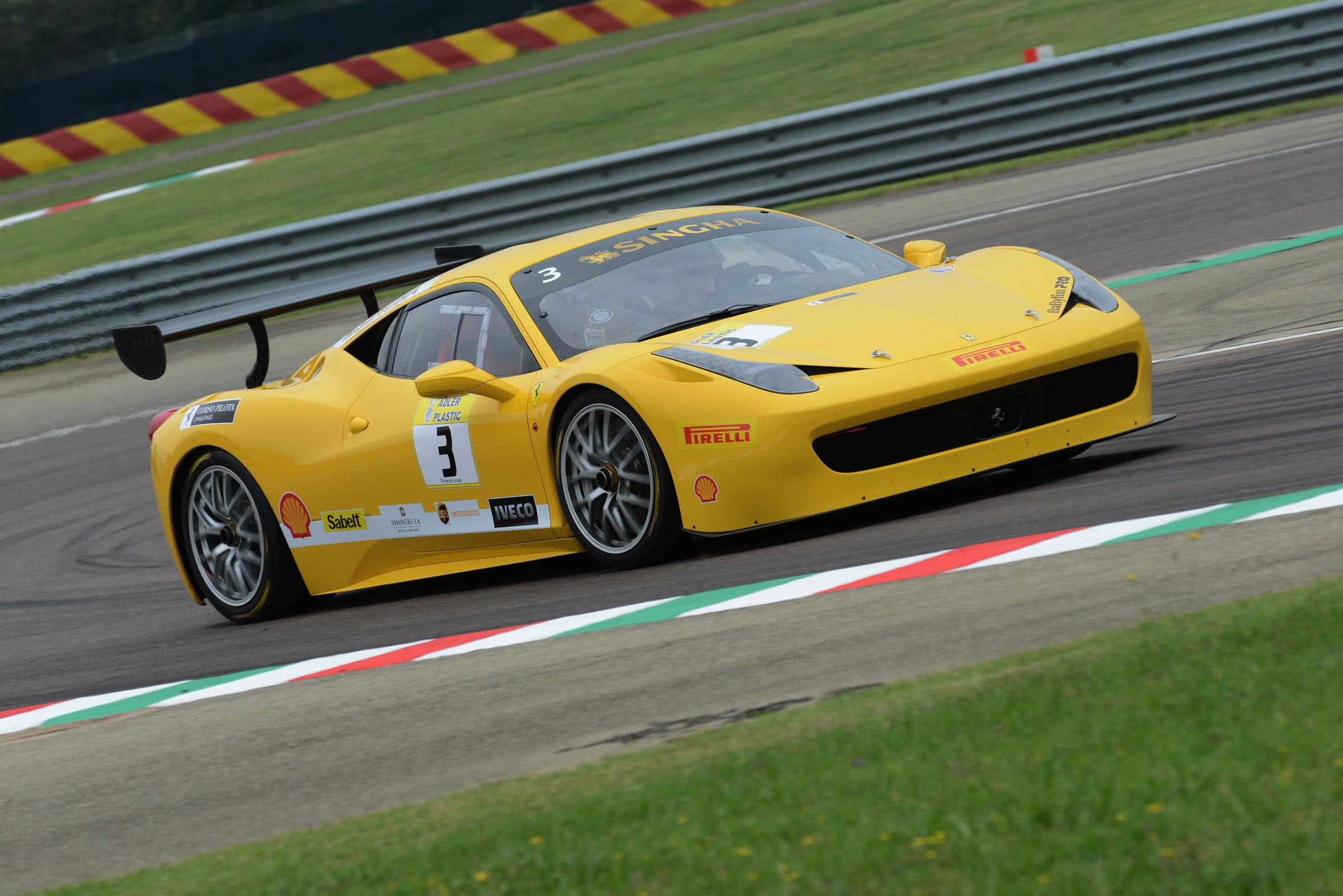Ferrari 458 Challenge Evoluzione Review Auto Express