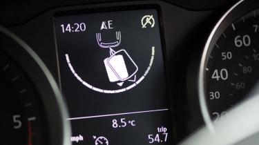 Volkswagen Passat Alltrack - towing assist