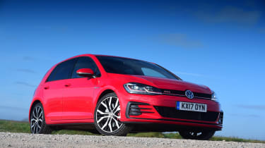Volkswagen Golf GTI Performance Pack - front static