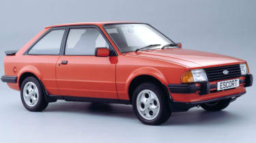 Best cars of the 80s: Ford Escort