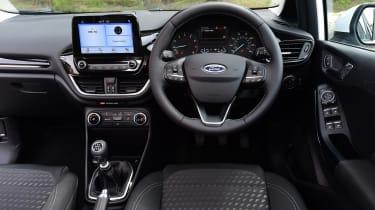 Ford Fiesta - dash