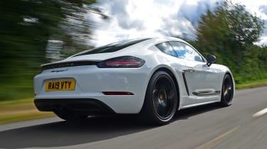 Porsche 718 Cayman T - rear