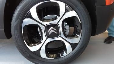 Citroen C3 Aircross wheel