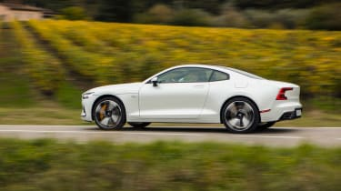 New Polestar 1 2020 review panning