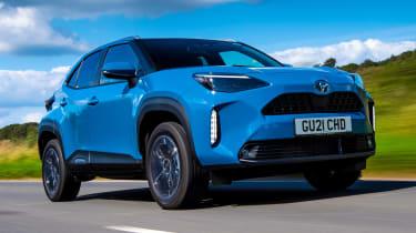 Toyota Yaris Cross - front