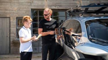 Audi AI:TRAIL concept - James Brodie