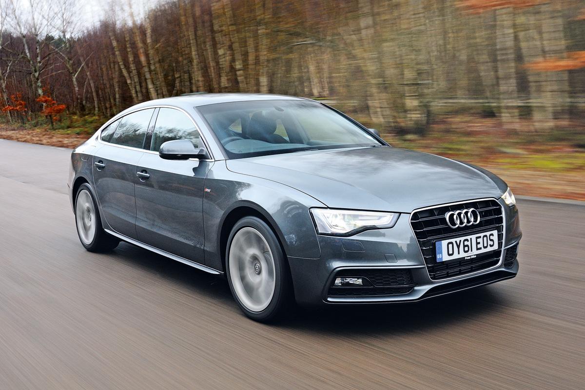 Audi A5 Sportback 2 0 Tdi S Line First Drives Auto Express