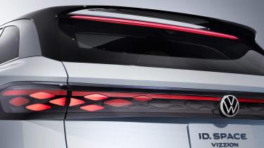 Volkswagen ID. Space Vizzion - rear light