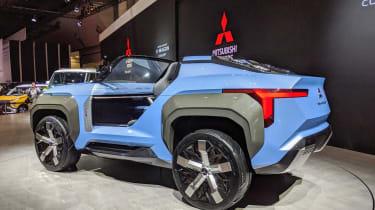 New Mitsubishi MI-TECH concept