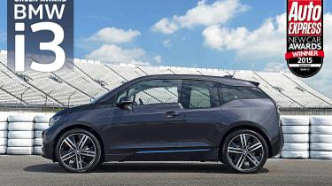 BMW i3 - awards