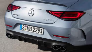 Mercedes-AMG CLS 53 - rear detail