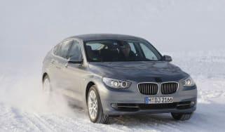 BMW 5 GT 4x4
