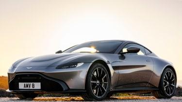 Aston Martin lower quarter