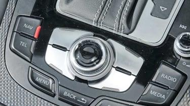 Audi S5 Cabriolet detail