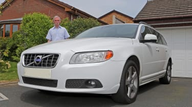 How to buy a used police car - bought a volvo