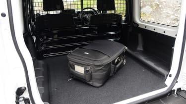 Suzuki Jimny Commercial - boot