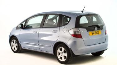 Used Honda Jazz - rear