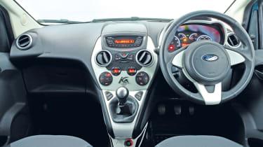 Ford Ka interior