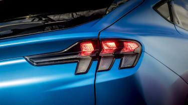 Ford Mustang Mach-E rear light