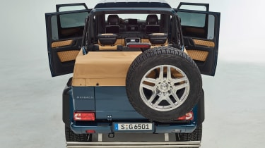 Mercedes-Maybach G 650 Landaulet rear