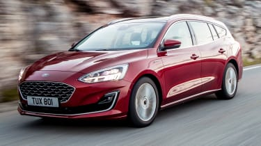 Ford Focus Estate Vignale - front