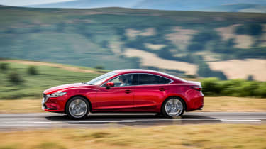 New Mazda 6 2018 facelift review side