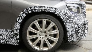 Mercedes-AMG GLB 45 - spied wheel