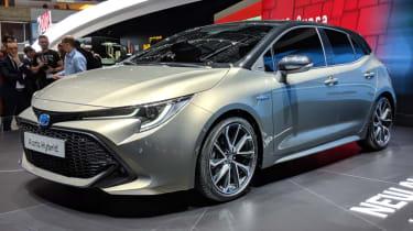 New 2018 Toyota Auris revealed