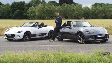 Mazda MX-5 RF long-term test - BBi Stage 1 Turbo front