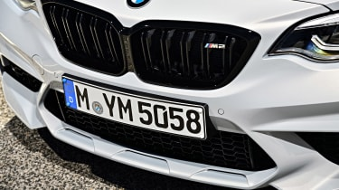 BMW M2 Competition - grille