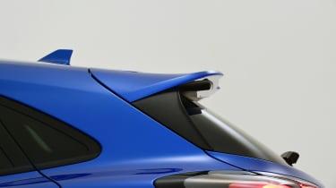 Ford Puma - studio spoiler