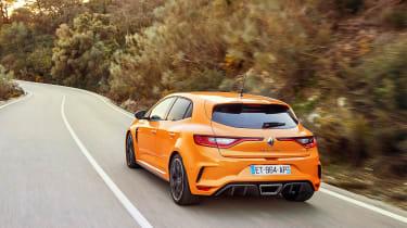 Renault Megane R.S. - rear panning