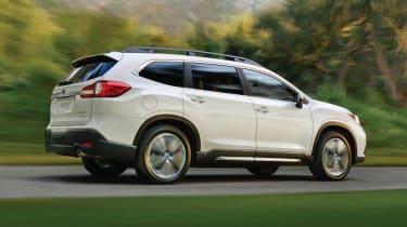 Subaru Ascent - rear