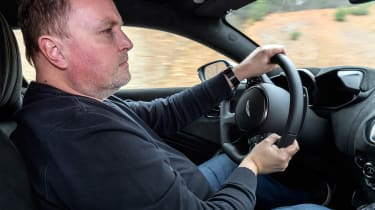 Aston Martin Vantage - Steve Fowler
