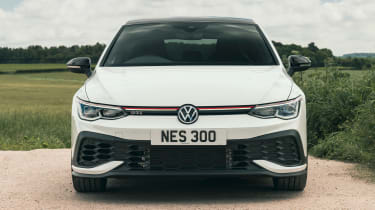 Volkswagen Golf GTI Clubsport 45 - full front static