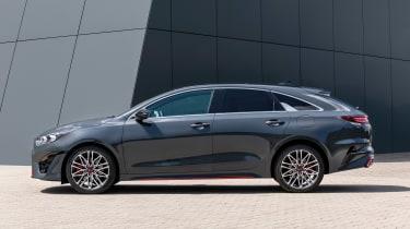 Kia Proceed facelift - side