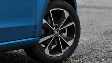 Skoda Citigo-e iV - wheel