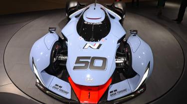 Hyundai N 2025 Vision Gran Turismo concept- front