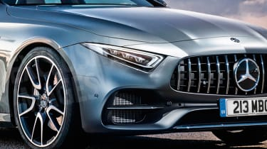 2018 Mercedes CLS exclusive image